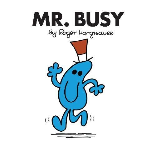 9781405274708: Mr. Busy (Mr. Men Classic Library)
