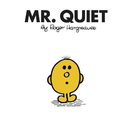 9781405274777: Mr. Quiet (Mr. Men Classic Library)