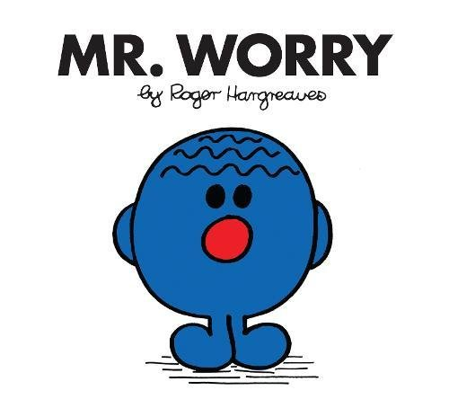 9781405274784: Mr. Worry (Mr. Men Classic Library)