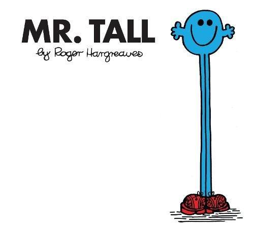 9781405274807: Mr. Tall (Mr. Men Classic Library)