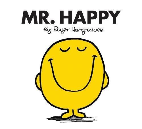 9781405274845: Mr. Happy (Mr. Men Classic Library)