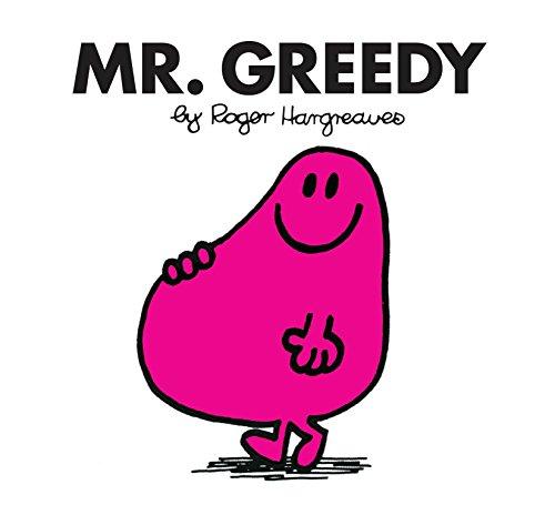 9781405274906: Mr. Greedy (Mr. Men Classic Library)