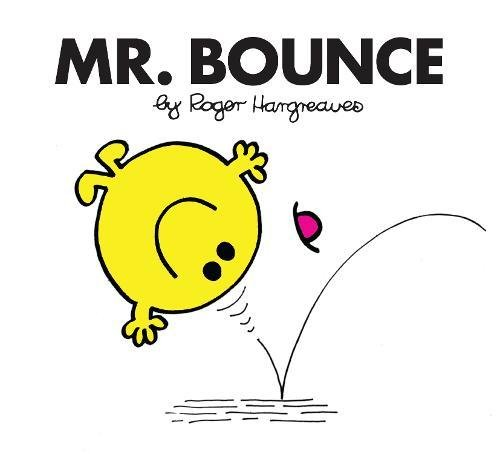 9781405274913: Mr. Bounce (Mr. Men Classic Library)