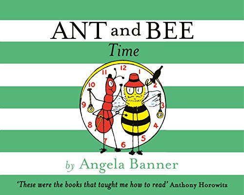 Ant and Bee Time: Banner, Angela
