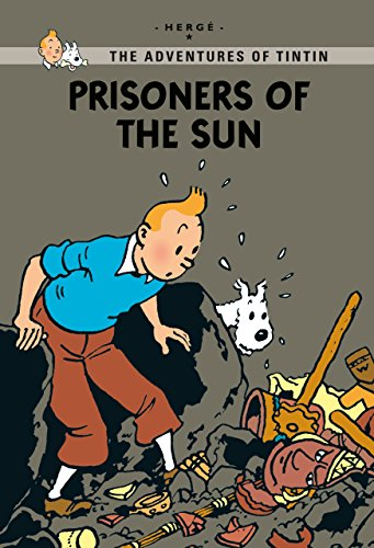 9781405275231: Prisoners of the Sun (Tintin Young Readers)