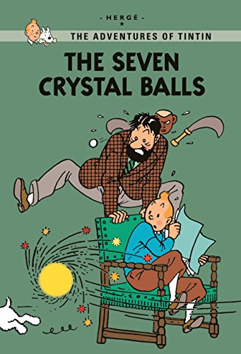 The Seven Crystal Balls (Tintin Young Readers): Georges Remi Herge