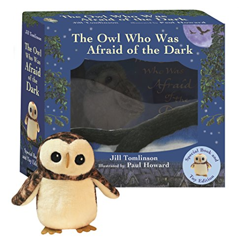 9781405275545: The Owl Who Was Afraid of the Dark Book and Plush Gift Set