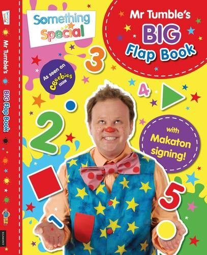 9781405275590: Something Special: Mr Tumble's Big Flap Book: Lift-the-flap