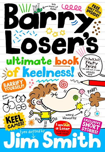 9781405275927: Barry Loser's Ultimate Book of Keelness!