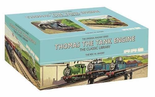 9781405276085: Thomas the Tank Engine: Railway Series Boxed Set