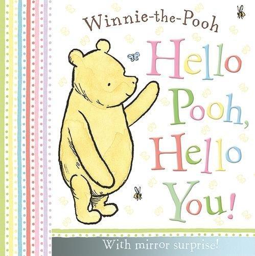 9781405276122: Winnie-the-Pooh: Hello Pooh, Hello You: Mirror Book