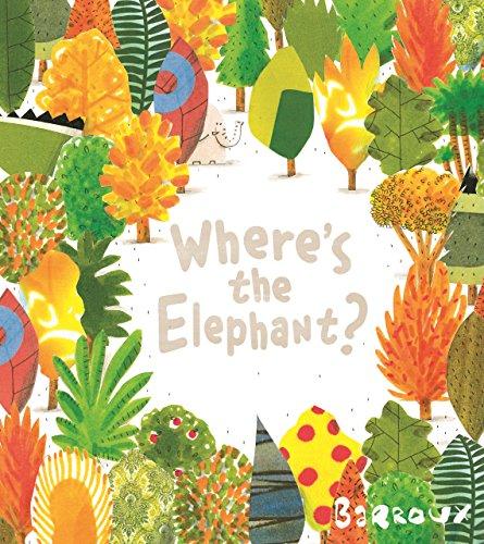 9781405276481: Where's the Elephant?