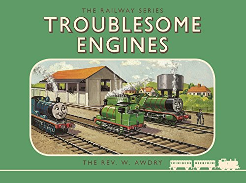 9781405276535: Thomas the Tank Engine the Railway Series: Troublesome Engines