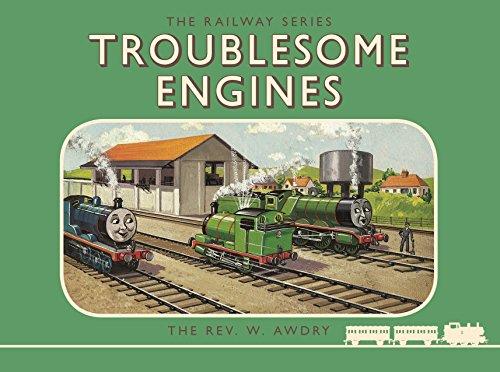 9781405276535: Thomas the Tank Engine the Railway Series: Troublesome Engines (Classic Thomas the Tank Engine)