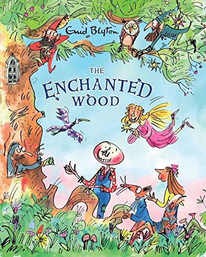 9781405276658: The Enchanted Wood (Magic Faraway Tree)