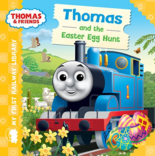 9781405276719: Thomas & Friends: My First Railway Library: Thomas and the Easter Egg Hunt