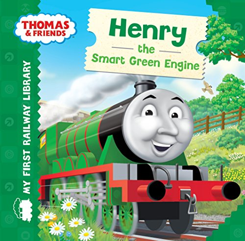 9781405276726: Thomas & Friends: My First Railway Library: Henry the Smart Green Engine