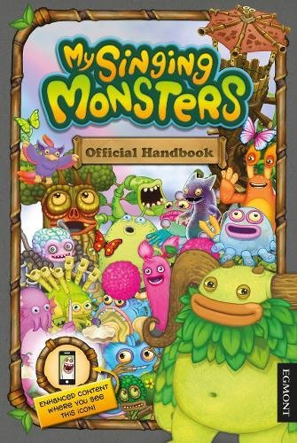 9781405276856: My Singing Monsters Official Handbook