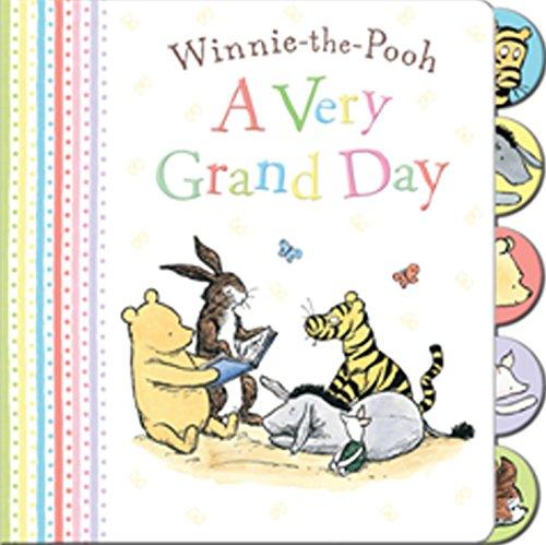 9781405276931: Winnie-the-Pooh: A Very Grand Day