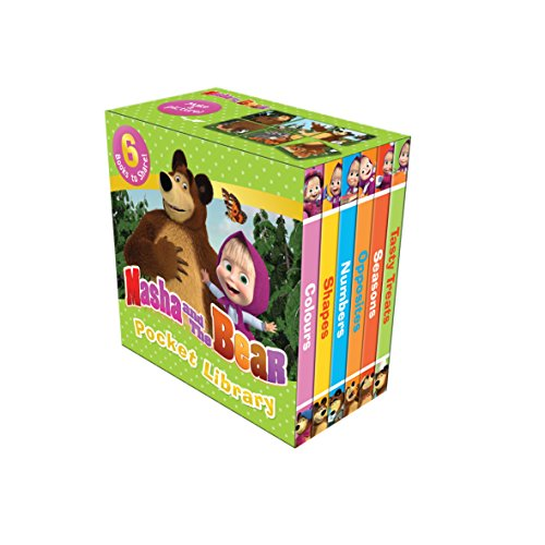 9781405277181: Masha and the Bear Pocket Library