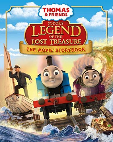 9781405277594: Thomas & Friends: Sodor's Legend of the Lost Treasure Movie Storybook