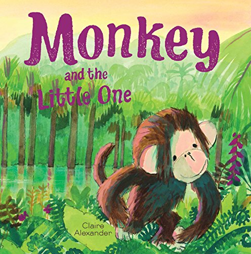 9781405277655: Monkey and the Little One