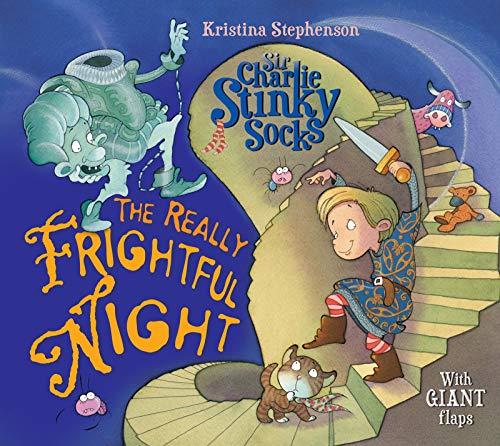 9781405277693: Sir Charlie Stinky Socks: The Really Frightful Night