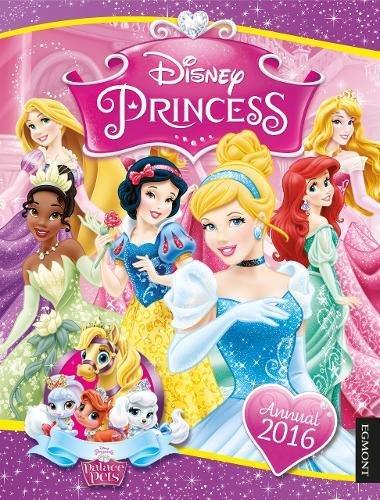 9781405277938: Disney Princess Annual 2016 (Annuals 2016)