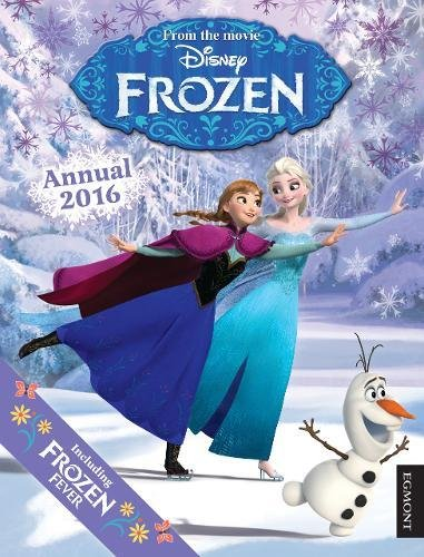 Disney Frozen Annual 2016: Egmont UK Ltd