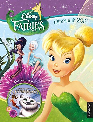 Disney Fairies Annual 2016: Egmont UK Ltd