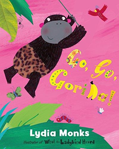 9781405278157: Go, Go, Gorilla!