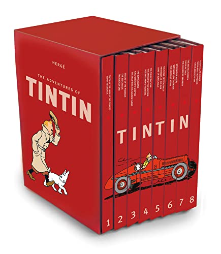 9781405278454: The Complete Adventures of Tintin (Adventures of Tintin - Compact Editions)