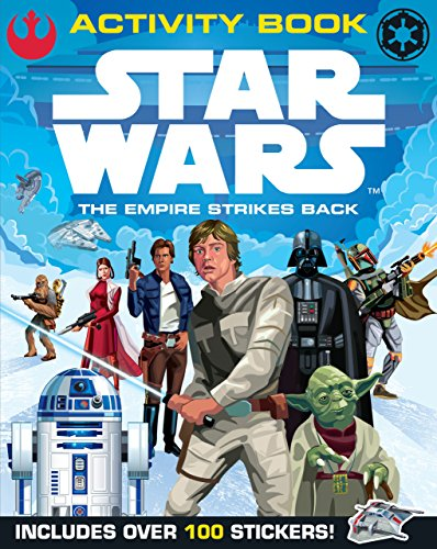 9781405278539: Star Wars the Empire Strikes Back Activity Book