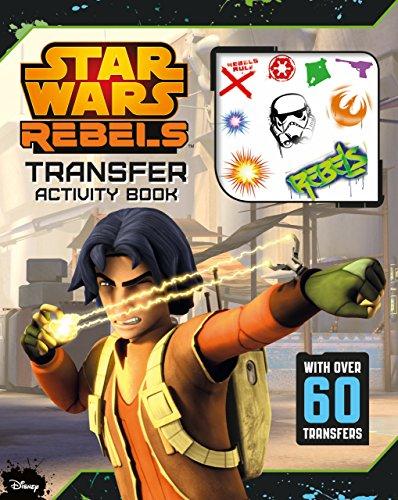 9781405278560: Star Wars Rebels Transfer Book