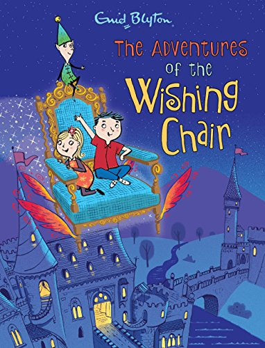 9781405278638: The Adventures of the Wishing-Chair - Full-Colour Deluxe Hardback Edition