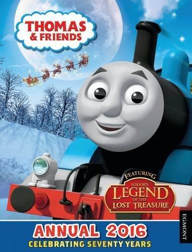 9781405278973: Thomas & Friends Annual 2016