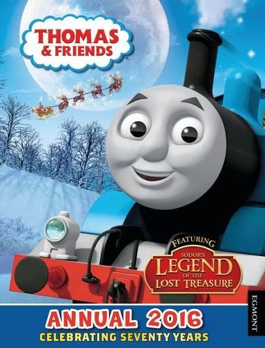 Thomas & Friends Annual 2016 (Annuals 2016)