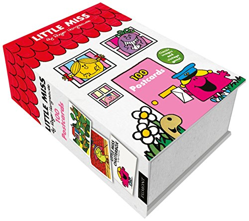 9781405279208: Little Miss 100 Postcards