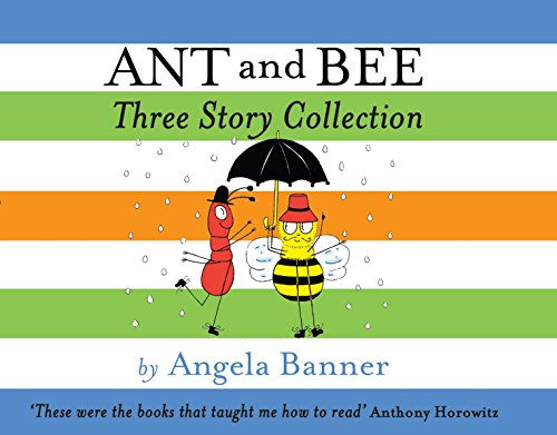 9781405279321: Ant and Bee Three Story Collection (Ant & Bee)