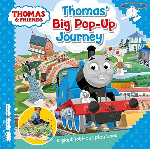 Thomas & Friends: Thomas' Big Pop-up Journey (Novelty): Egmont Publishing Uk