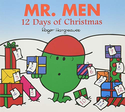 9781405279468: Mr. Men 12 Days of Christmas