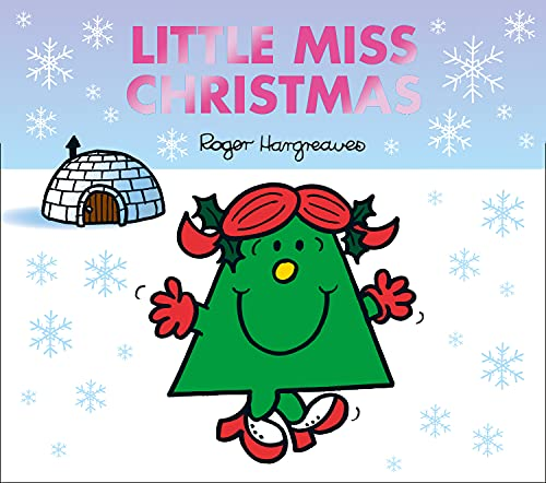 9781405279529: Little Miss Christmas (Mr. Men & Little Miss Celebrations)