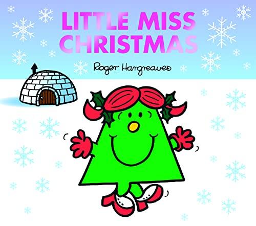 9781405279529: Little Miss Christmas (Mr. Men & Little Miss Celebrations)