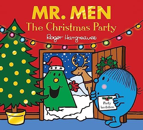 9781405279550: Mr. Men the Christmas Party (Mr. Men & Little Miss Celebrations)