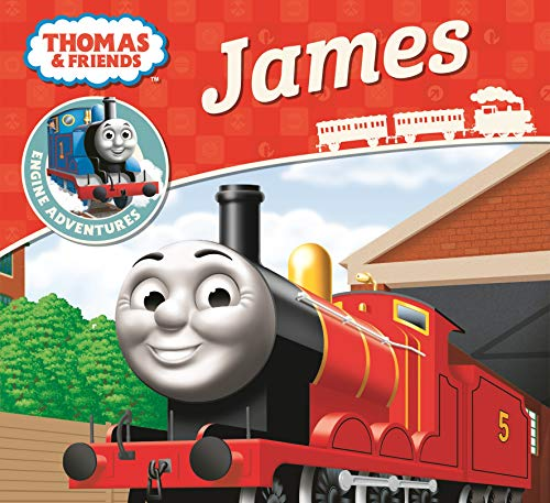 9781405279765: Thomas & Friends: James (Thomas Engine Adventures)