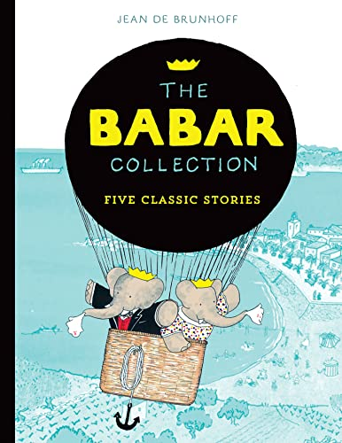 9781405279895: The Babar Collection: Five Classic Stories