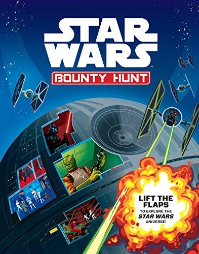 9781405279901: Star Wars: Bounty Hunt: Lift the Flap