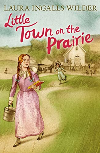 9781405280167: Little Town on the Prairie (The Little House on the Prairie)