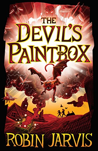 9781405280242: The Devil's Paintbox (The Witching Legacy)