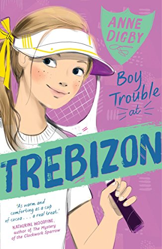 9781405280662: Boy Trouble at Trebizon (The Trebizon Series)